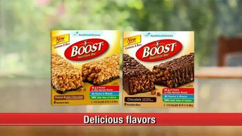 Boost Nutrition Bars TV Spot, 'Brand Power'