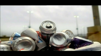 Keep America Beautiful TV Spot, 'Aluminum Can Stadium' - Thumbnail 1