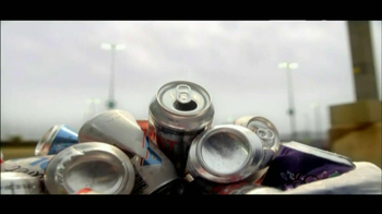 Keep America Beautiful TV Spot, 'Aluminum Can Stadium' - Thumbnail 2