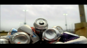 Keep America Beautiful TV Spot, 'Aluminum Can Stadium' - Thumbnail 3