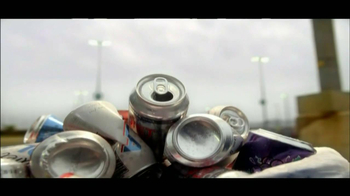 Keep America Beautiful TV Spot, 'Aluminum Can Stadium'