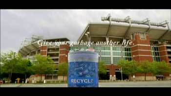 Keep America Beautiful TV Spot, 'Aluminum Can Stadium' - Thumbnail 9