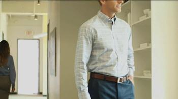 JoS. A. Bank TV Spot, 'Traveler Cotton Twill Pants' - Thumbnail 1