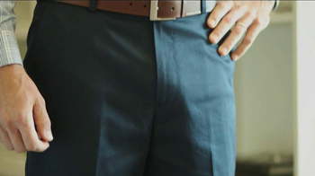 JoS. A. Bank TV Spot, 'Traveler Cotton Twill Pants' - Thumbnail 2