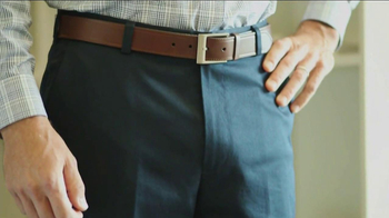 JoS. A. Bank TV Spot, 'Traveler Cotton Twill Pants' - Thumbnail 3