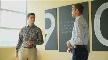JoS. A. Bank TV Spot, 'Traveler Cotton Twill Pants' - Thumbnail 6