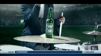 Heineken TV Spot, 'UEFA Champions League' - Thumbnail 1