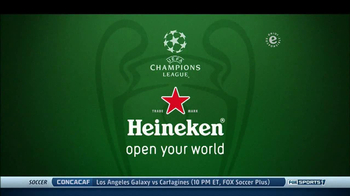 Heineken TV Spot, 'UEFA Champions League' - Thumbnail 10