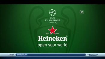 Heineken TV Spot, 'UEFA Champions League' - Thumbnail 9
