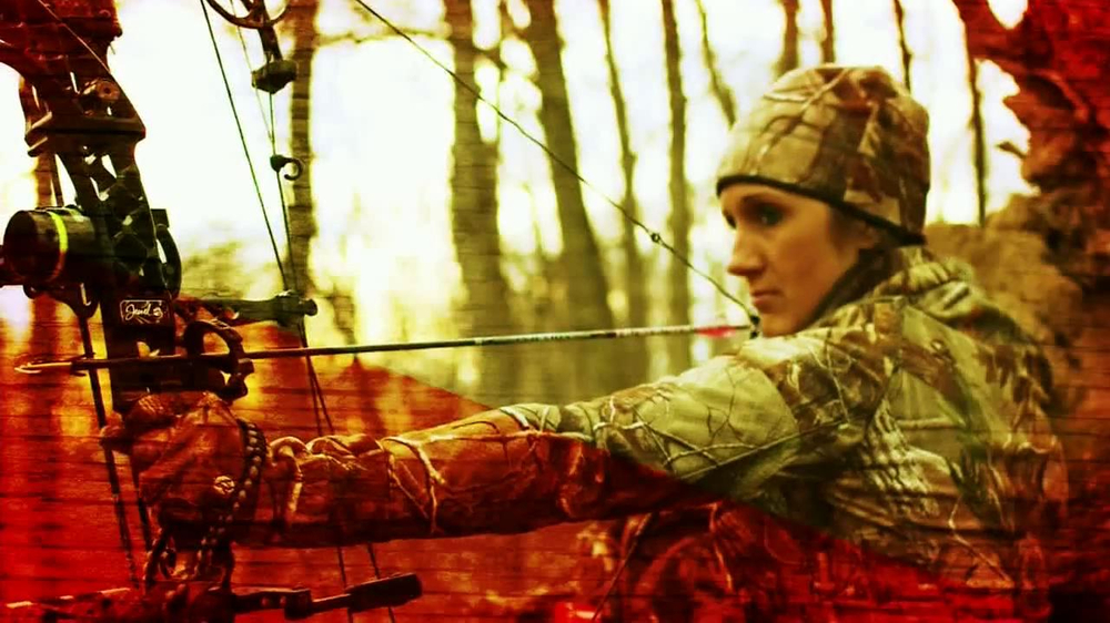 Wildlife Research Center Scent Killer Gold TV Commercial Feturing Melissa Bachman