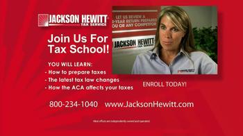 Jackson Hewitt Tax School TV Spot - Thumbnail 10