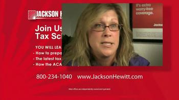 Jackson Hewitt Tax School TV Spot - Thumbnail 3