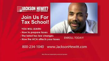 Jackson Hewitt Tax School TV Spot - Thumbnail 4