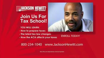 Jackson Hewitt Tax School TV Spot - Thumbnail 5