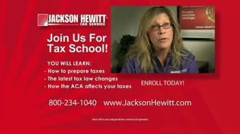 Jackson Hewitt Tax School TV Spot - Thumbnail 6