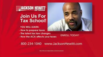 Jackson Hewitt Tax School TV Spot - Thumbnail 7