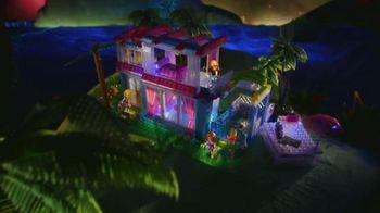 Cra-Z-Art Lite Brix Sunset Island TV Spot