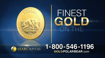 Lear Capital Gold Polar Bear TV Spot - Thumbnail 4
