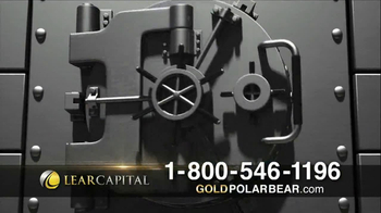 Lear Capital Gold Polar Bear TV Spot - Thumbnail 7