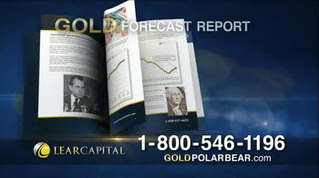 Lear Capital Gold Polar Bear TV Spot - Thumbnail 9