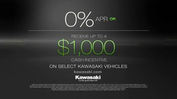 Kawasaki KX 450F TV Spot Featuring Ryan Villopoto - Thumbnail 10
