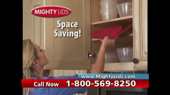 Mighty Lids TV Spot - Thumbnail 6