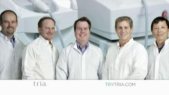 Tria Hair Removal Laser 4X TV Spot - Thumbnail 3