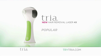 Tria Hair Removal Laser 4X TV Spot - Thumbnail 8