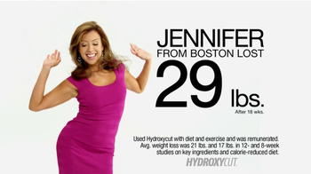 Hydroxy Cut TV Spot, 'Jennifer'