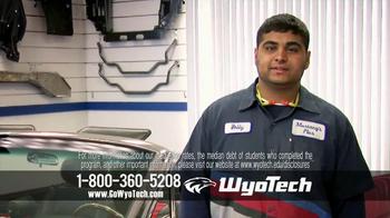 WyoTech TV Spot, 'Bobby' - Thumbnail 7