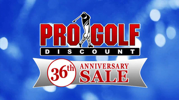 Pro Golf Discount 36th Anniversary Sale TV Spot, 'Taylor Made' - Thumbnail 2