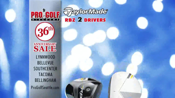 Pro Golf Discount 36th Anniversary Sale TV Spot, 'Taylor Made' - Thumbnail 3