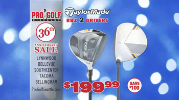 Pro Golf Discount 36th Anniversary Sale TV Spot, 'Taylor Made' - Thumbnail 6