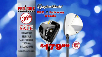 Pro Golf Discount 36th Anniversary Sale TV Spot, 'Taylor Made' - Thumbnail 7