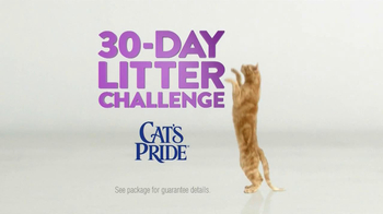 Cat's Pride Fresh & Light TV Spot, 'Cat Massage' - Thumbnail 10