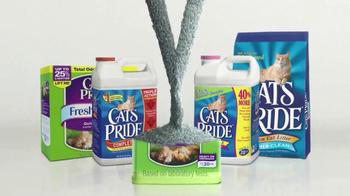 Cat's Pride Fresh & Light TV Spot, 'Cat Massage' - Thumbnail 6