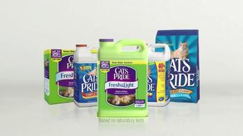 Cat's Pride Fresh & Light TV Spot, 'Cat Massage' - Thumbnail 7