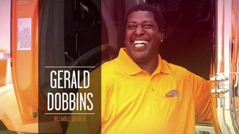 Reliable Carriers TV Spot, 'Gerald Dobbins'