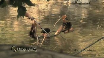 CZ-USA TV Spot, 'Your Favorite CZs' Featuring Razor Dobbs - Thumbnail 1