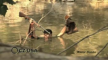 CZ-USA TV Spot, 'Your Favorite CZs' Featuring Razor Dobbs - Thumbnail 2