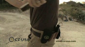 CZ-USA TV Spot, 'Your Favorite CZs' Featuring Razor Dobbs - Thumbnail 7