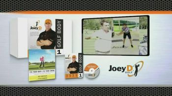 Joey D Golf TV Spot
