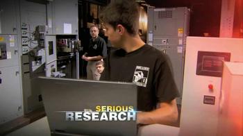 Colorado State University TV Spot, 'Serious Challenges' - Thumbnail 8