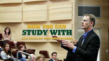 Colorado State University  Online Plus TV Spot, 'One Day' - Thumbnail 7