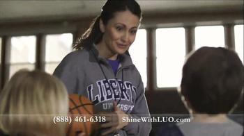 Liberty University TV Spot, 'Coach'