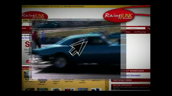 RacingJunk.com  TV Spot - Thumbnail 3