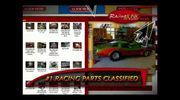 RacingJunk.com  TV Spot - Thumbnail 5
