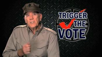 National Rifle Association TV Spot, Featuring R. LEE Ermey - Thumbnail 1