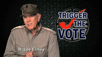 National Rifle Association TV Spot, Featuring R. LEE Ermey - Thumbnail 2