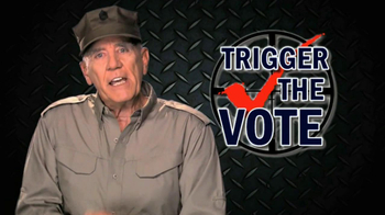 National Rifle Association TV Spot, Featuring R. LEE Ermey - Thumbnail 3